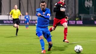 Hakim Ziyech scoort voor FC Twente tegen Excelsior