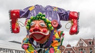 Grote Twentse Carnavalsoptocht 2015 in Oldenzaal