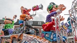 Grote Twentse Carnavalsoptocht in Oldenzaal