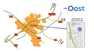 Route Zwolle