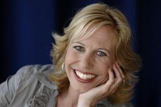 Presentatrice Monique Sleiderink