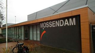 Sporthal De Mossendam in Goor