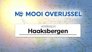 Mooi Overijssel is vandaag in Haaksbergen.