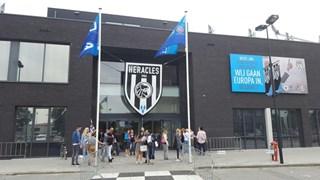 Heracles maakt zich op voor Europees debuut