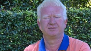Albino Ufuk Ermis is blij dat hij in Nederland woont en niet in Afrika opgejaagd wordt