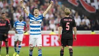 Mateusz Klich won met PEC Zwolle de KNVB Beker