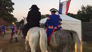 Napoleon terug in Markelo