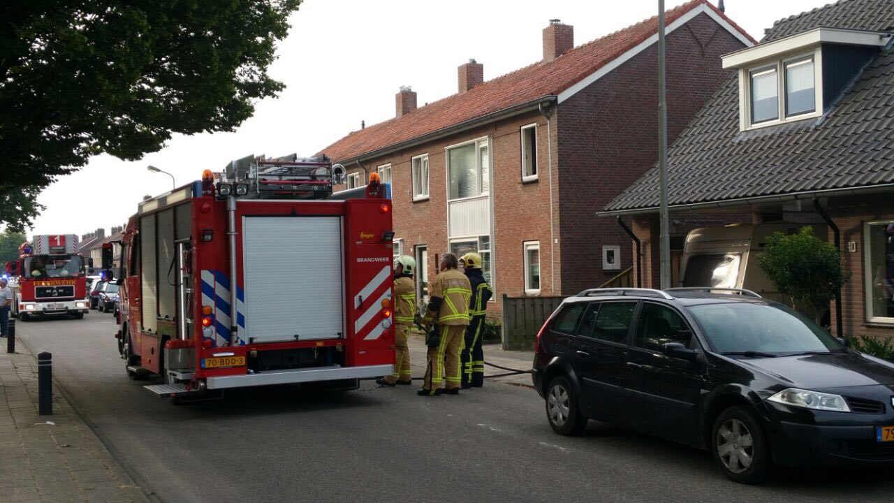 Brand beschadigt zolder van huis in overdinkel - Zolder stelt fotos aan ...