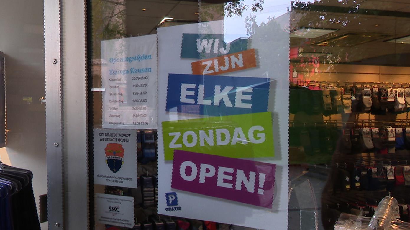 Krefel Keukens Open Op Zondag : Winkeliers binnenstad Hengelo op proef open op zondag
