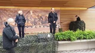 Sgt. Wilson Armytour: de groeten uit Luxemburg!