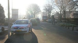 Politie doet onderzoek naar lichaam bij Kulturhus de Marke in Hengevelde