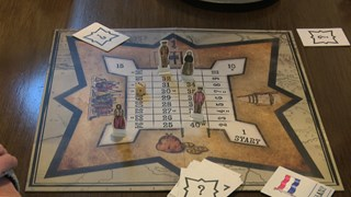 Het bordspel Ommerschans