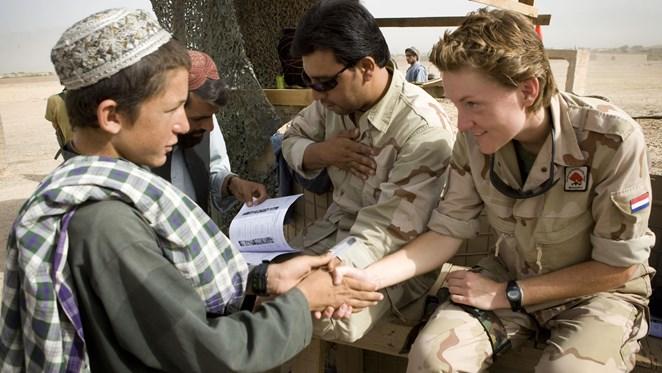 UT onderzoekt dilemma's van militairen op missie