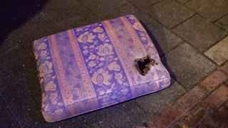 De dader van de twee gewonden in Zwolle