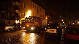 Brandweer Deventer twee keer naar zelfde brand