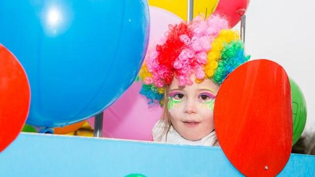 Foto's van het carnavalsfeest in Deurningen