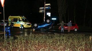 Ongeluk in Borne