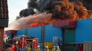 mede-eigenaar Dick de Lange neemt de jonge brandstichters niets kwalijk