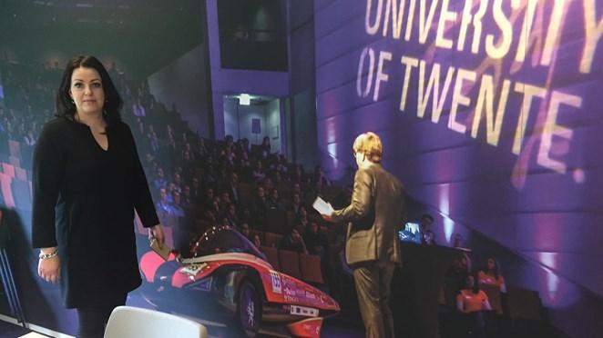 UT en Twentse Ambassade willen scholieren uit het westen van het land werven