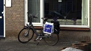 Twentse thuiszorgmedewerkers voortaan op de e-bike