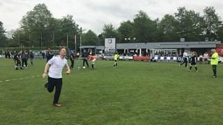 Plezier stond centraal bij de G-sporters in Nijverdal