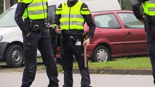 Verkeerscontrole in Enschede