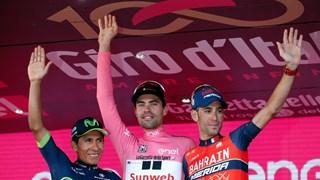 Tom Dumoulin wint Giro