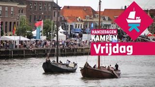 LIVE: Dag twee van de Hanzedagen in Kampen
