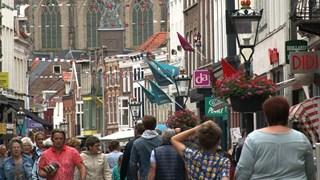 Hanzedagen in Kampen betekent topdrukte voor lokale ondernemers