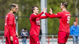 Jong FC Twente naar 3e divisie zaterdag