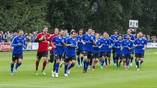 Eerste training PEC Zwolle