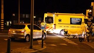 Het ongeluk gebeurde op de Wierdensestraat in Almelo