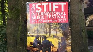 Internationale musici treden op tijdens Stiftfestival