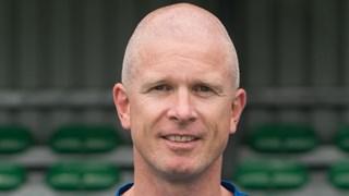 Trainer Daniel Nijhof