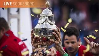 Eerste ronde KNVB Beker