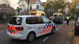 Vrouw gewond bij ongeluk in Deventer