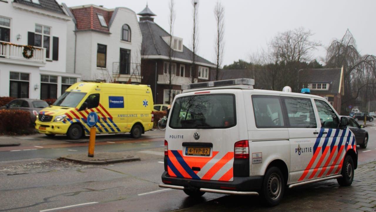 Fietser gewond na aanrijding met auto in Almelo.