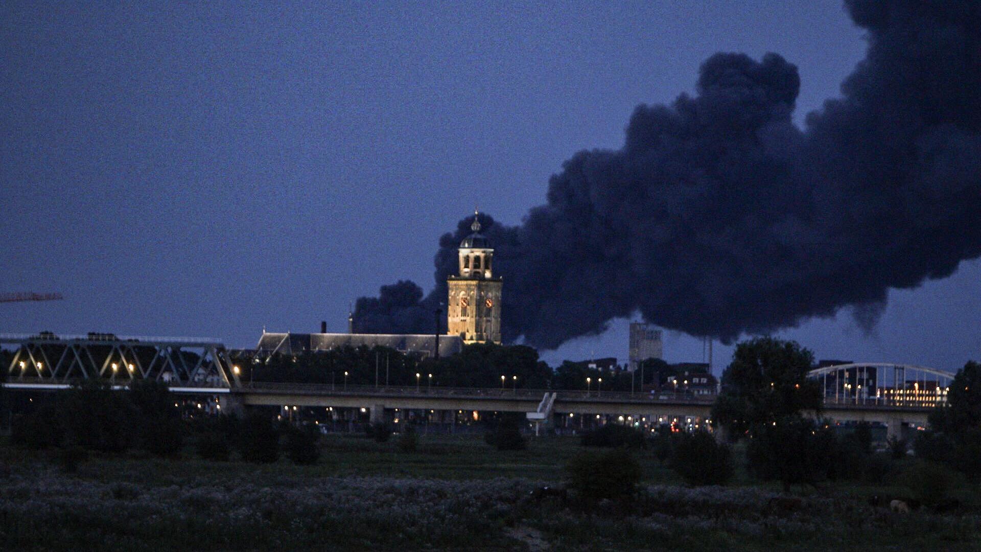 Juli 2017: Deventer brandt, Joey Hoffmann en veel ongelukken.