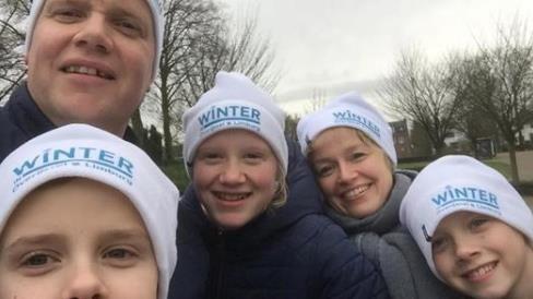 Familie Ensink op vakantie in Limburg - fotograaf: Familie Ensink