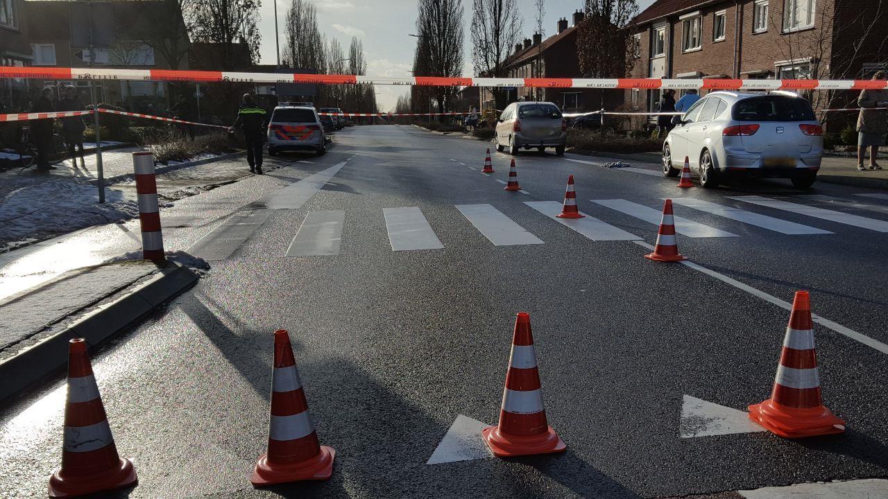 Meisje gewond bij aanrijding in Rijssen.