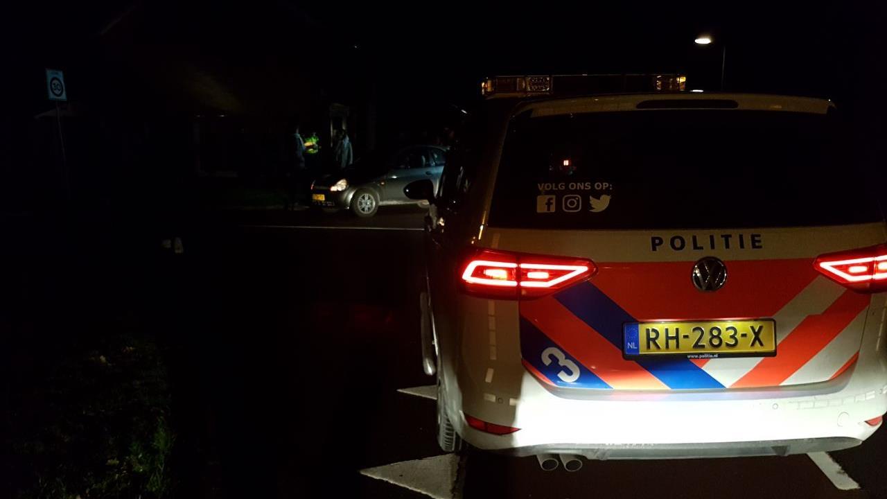 Fietser naar het ziekenhuis na aanrijding met auto in Hengelo.