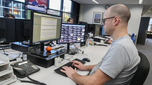 Werken in de media - redactie - fotograaf: RTV Oost