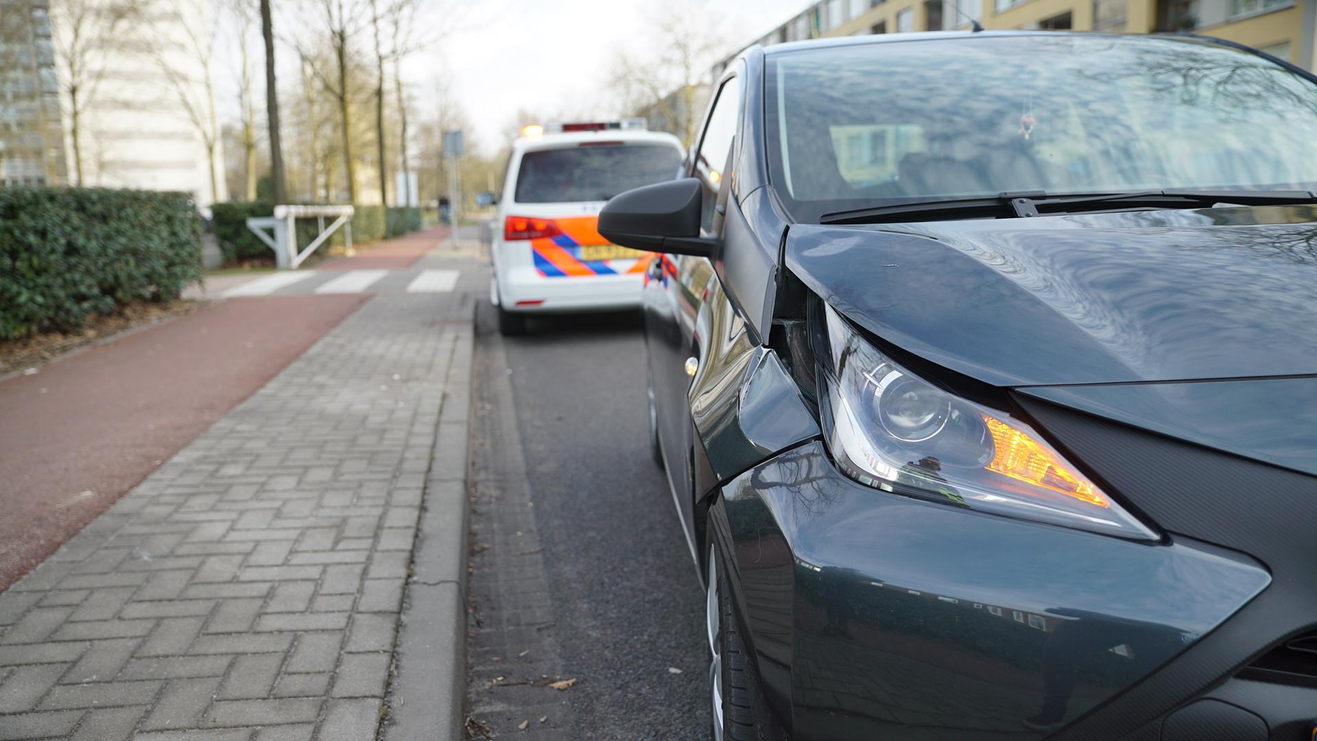 Kind aangereden op zebrapad Deventer.