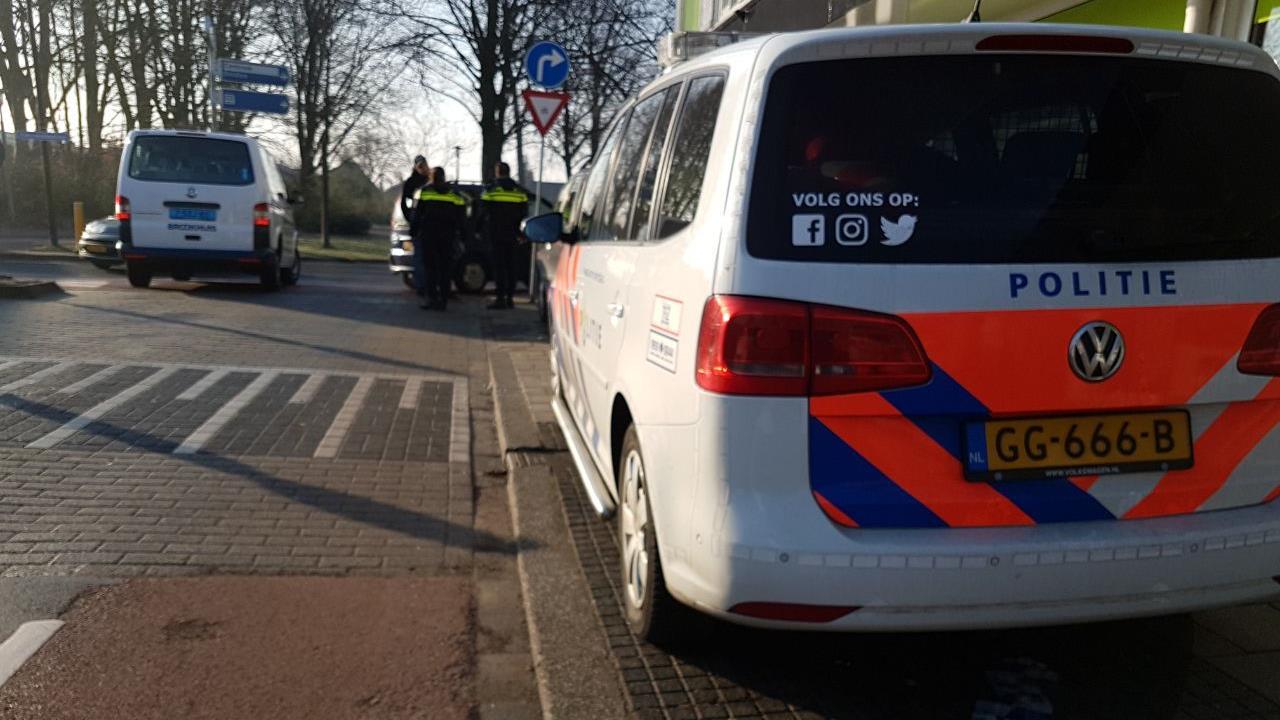 Fietser gewond bij aanrijding in Hengelo.