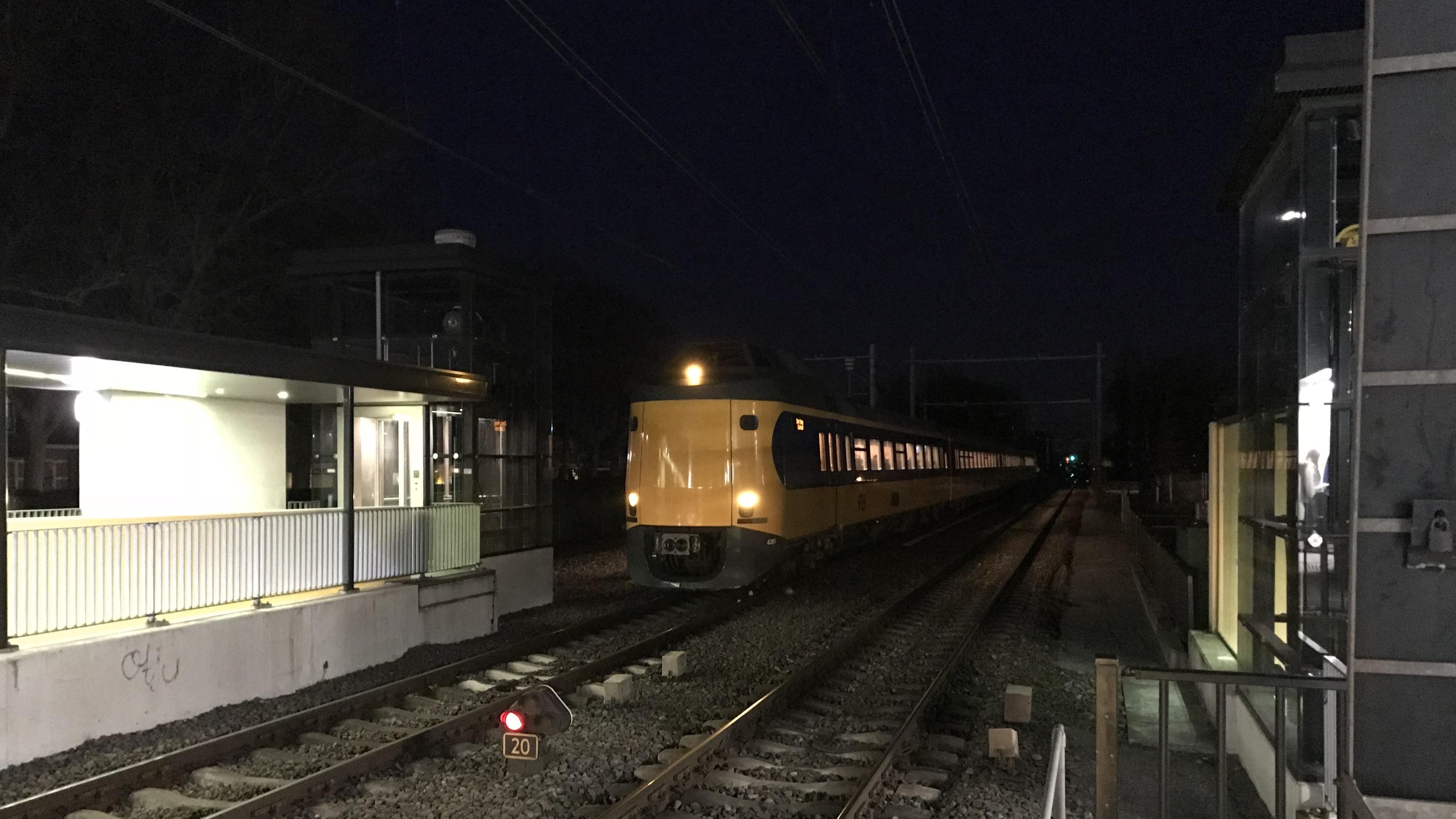 Geen treinen tussen Wierden en Almelo na aanrijding persoon.