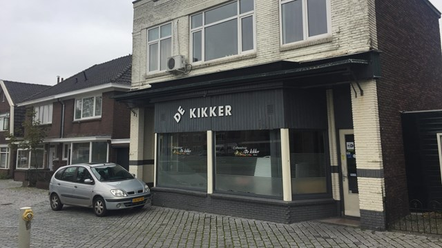 Coffeeshop De Kikker - fotograaf: RTV Oost