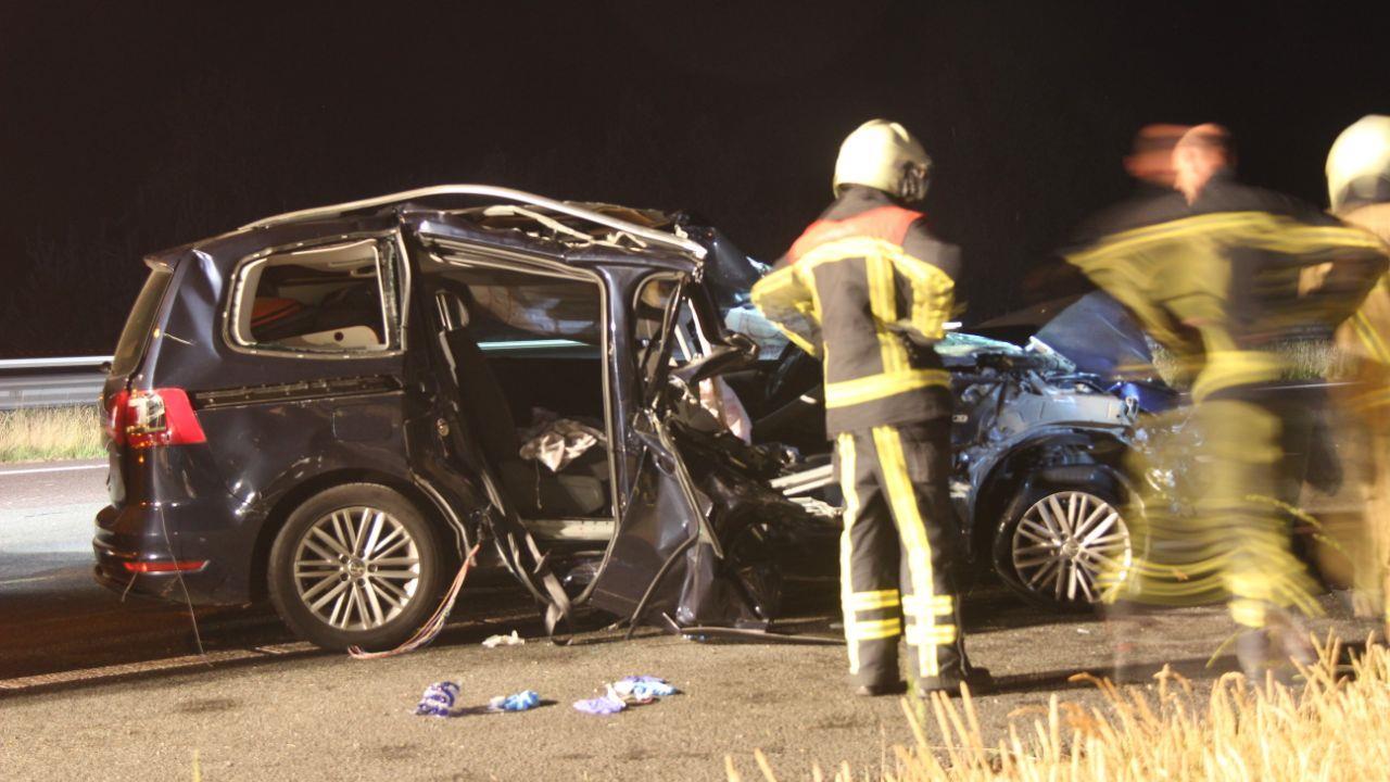 Deel A1 afgesloten door ernstig ongeval op bij Holten.