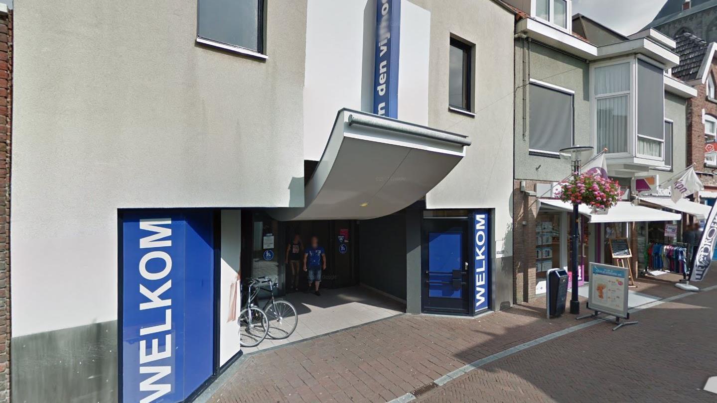 winkelcentrum egmond aan zee