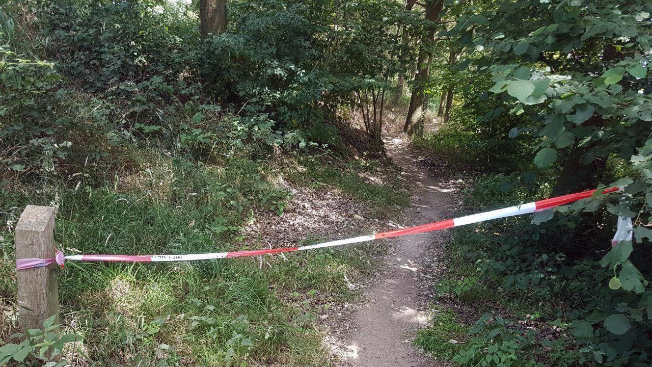 Mountainbiker in Delden om het leven gekomen bij aanrijding met boom.