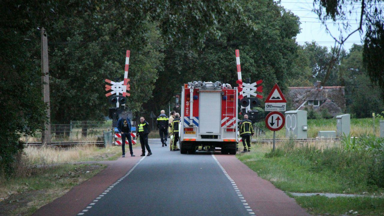 Geen treinen tussen Rijssen en Wierden door aanrijding met persoon.